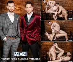Vídeo Gay Online – Sexo Gay: Roman Todd & Jacob Peterson