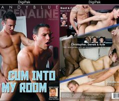Vídeo Gay Download – Sexo Gay: Cum Into My Room DVD Completo