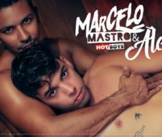 Vídeo Gay Download – Sexo Gay Bareback: Marcelo Mastro & Alef