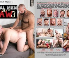 Vídeo Gay Download – Sexo Gay Bareback: Real Men Like It Raw Vol. 3 DVD Completo