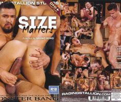 Vídeo Gay Download – Sexo Gay: Size Matters DVD Completo