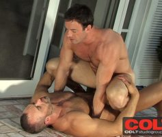 Vídeo Gay Online – Sexo Gay: Mitch Branson & Nate Karlton