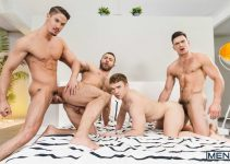 Men – Fotos Sexo Gay: Sexo Gay: Diego Reyes, Gabriel Cross, Paddy O'Brian & Skyy Knox