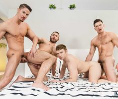 Men – Fotos Sexo Gay: Diego Reyes, Gabriel Cross, Paddy O'Brian & Skyy Knox