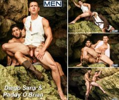 Vídeo Gay Download – Sexo Gay: Diego Sans & Paddy O'Brian