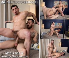 Vídeo Gay Download – Sexo Gay: Mark Long & Jeremy Spreadums