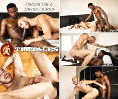 Vídeo Gay Download – Sexo Gay Bareback: Patrick Dei & Devon Lebron