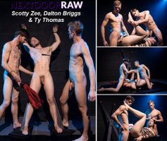 Vídeo Gay Download – Sexo Gay Bareback: Scotty Zee, Dalton Briggs & Ty Thomas
