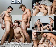 Vídeo Gay Download – Sexo Gay: William Seed, Ryan Bones & Will Braun