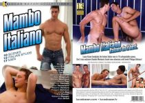Vídeo Gay Download – Lucas Kazan: Mambo Italiano DVD Completo