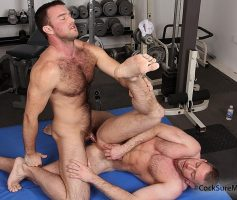 Vídeo Gay Online – CockSureMen: Heath Jordan & Shay Michaels