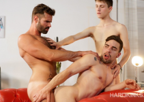 Vídeo Gay Online – Hard Kinks: Dani Robles, Josh Milk & Ruben Bart