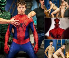 Men – Fotos Sexo Gay: Spiderman: A Gay XXX Parody Part 1