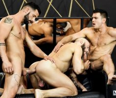 Men – Fotos Sexo Gay – Francois Sagat em Dream Fucker Part 1, 2 e 3