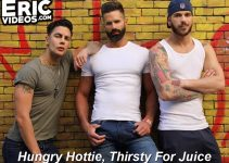 Vídeo Gay Online – Ericvideos: Hungry Hottie, Thirsty For Juice