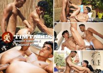 Vídeo Gay Download – TimTales: Joaquin Santana & Emanuel Rucci