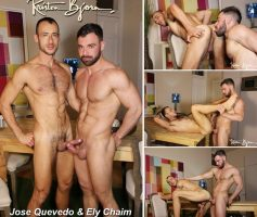 Vídeo Gay Download – Kristen Bjorn: Jose Quevedo & Ely Chaim