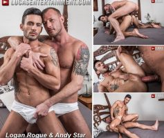 Vídeo Gay Online – Lucas Entertainment: Logan Rogue & Andy Star