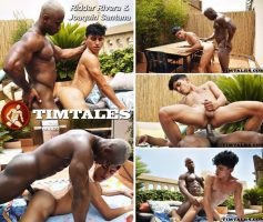 Vídeo Gay Download – TimTales: Ridder Rivera & Joaquin Santana