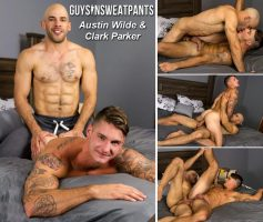 Vídeo Gay Online – Guys In SweatPants: Austin Wilde & Clark Parker