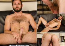 Vídeo Gay Online – Spunk Worthy: Punheta com Barry Surprise Handjob