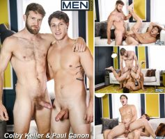 Vídeo Gay Download – MEN.com: Colby Keller & Paul Canon