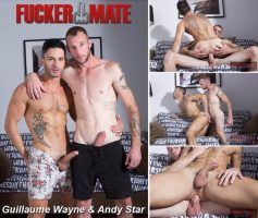 Vídeo Gay Download – FuckerMate: Guillaume Wayne & Andy Star