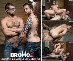 Vídeo Gay Download – Bromo: Jordan Levine & Jay Austin