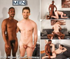 Vídeo Gay Download – MEN.com: River Wilson & Dustin Holloway