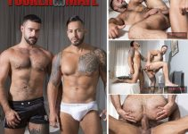 Vídeo Gay Download – Sexo Gay Bareback: Viktor Rom & Teddy Torres