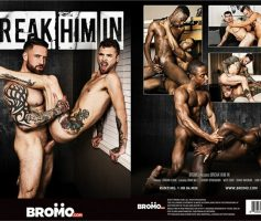 Vídeo Gay Download – Bromo: Break Him In DVD Completo
