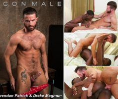 Vídeo Gay Download – Icon Male: Brendan Patrick & Drake Magnum
