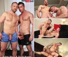 Vídeo Gay Online – HardBritLads: Adam Herst & Scott Hunter