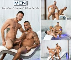 Vídeo Gay Online – MEN.com: Damien Crosse & Rico Fatale