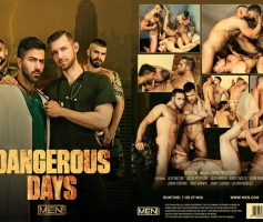 Vídeo Gay Online – MEN.com: Dangerous Days DVD Completo