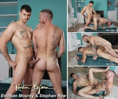 Vídeo Gay Download – Kristen Bjorn: Esteban Mounty & Stephan Raw