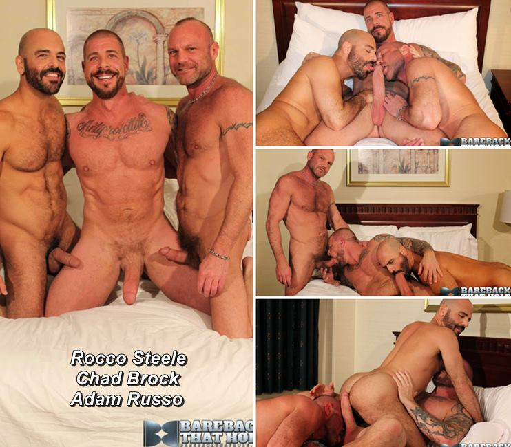 adam russo and jake steel oral