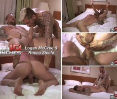 Vídeo Gay Download – My 10 Inches: Logan McCree & Rocco Steele