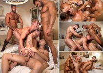 Vídeo Gay Download – Naked Sword: Colton Grey, Dani Robles, Denis Vega, Johnny V & Theo Ford