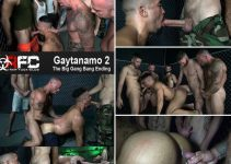 Vídeo Gay Online – Raw Fuck Club: Gaytanamo 2, Scene 11 – The Big Gang Bang Ending