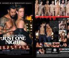 Vídeo Gay Download – CockyBoys: Just One Night DVD Completo