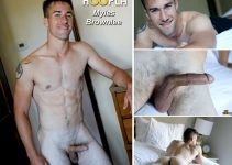 Vídeo Gay Download – Gayhoopla: Punheta com Myles Brownlee