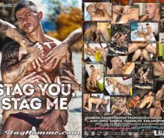 Vídeo Gay Online – Stag Homme: Stag You Stag Me DVD Completo