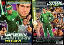 Vídeo Gay Online – Sexo Gay: The Green Lantern Is Gay! A XXX Parody