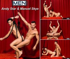 Vídeo Gay Download – Sexo Gay: Andy Star & Manuel Skye