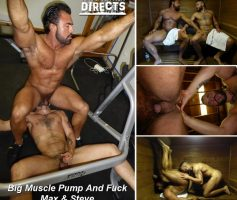 Vídeo Gay Download – Sexo Gay Bareback: Big Muscle Pump And Fuck