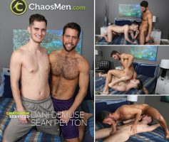 Vídeo Gay Download – Gatos Gostosos: Oral e Punheta com Dani deMuse & Sean Peyton