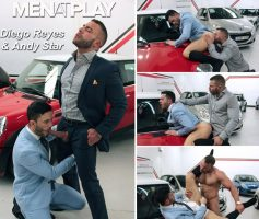 Vídeo Gay Online – Sexo Gay: Diego Reyes & Andy Star