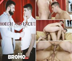 Vídeo Gay Online – Bromo – Rough And Uncut: Eric & Rudy Valentino
