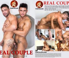 Vídeo Gay Online – Sexo Gay: Real Couple DVD Completo